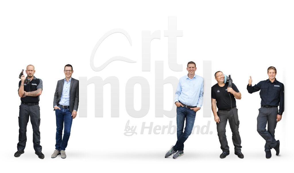 art-mobil-autohaus-kevaler-teambild